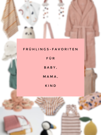 Frühlings-Favoriten Kinder Kleines Karussell