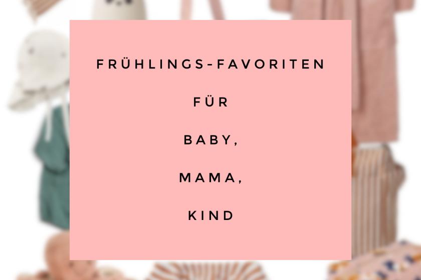 Frühlings-Favoriten Kinder Kleines Karussell