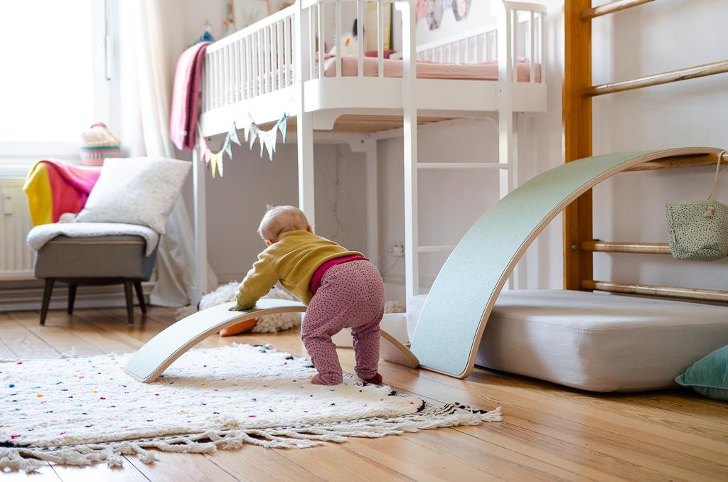 Fußboden Kinderzimmer Xl ~ Das wobbel board wirklich ein must have fürs kinderzimmer