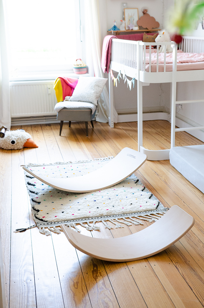 Das Wobbel Board - wirklich ein Must Have fürs Kinderzimmer?