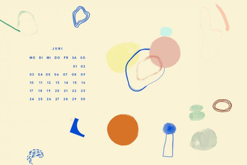 Free Desktop Wallpaper Juni 2019