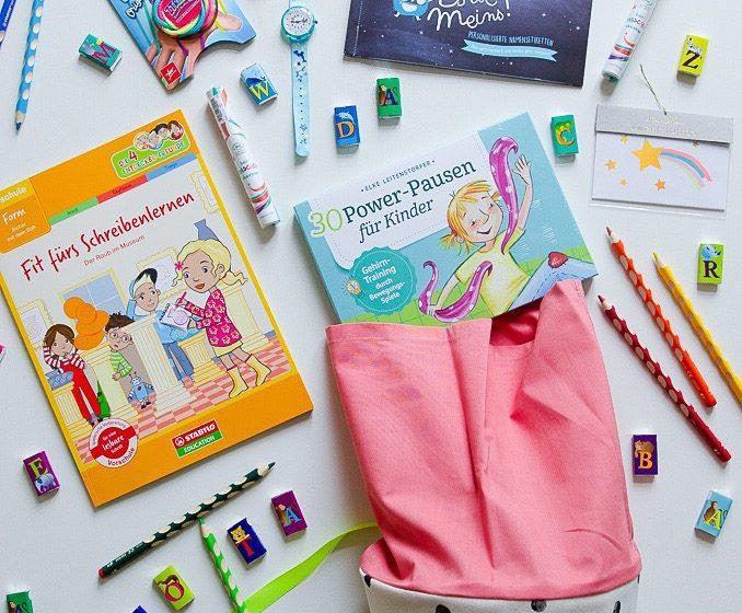 Was kommt in die Schultüte? Ideen für die Einschulung und die Geschwistertüten