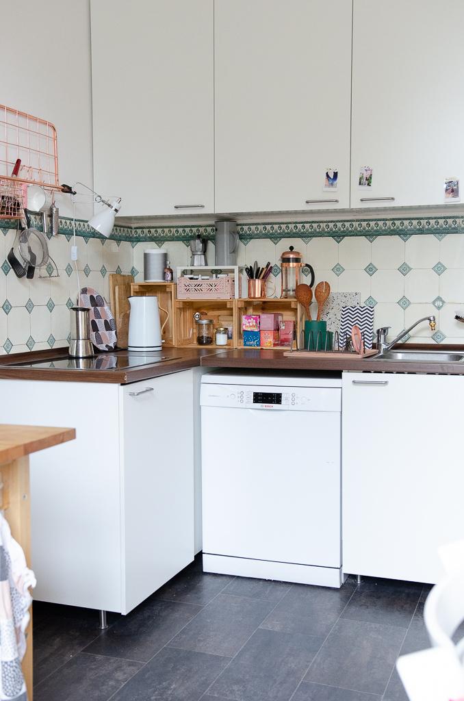 Küchenzeile Hamburger Altbau Küche