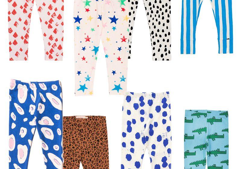 Leggings für Jungs Muster Mix