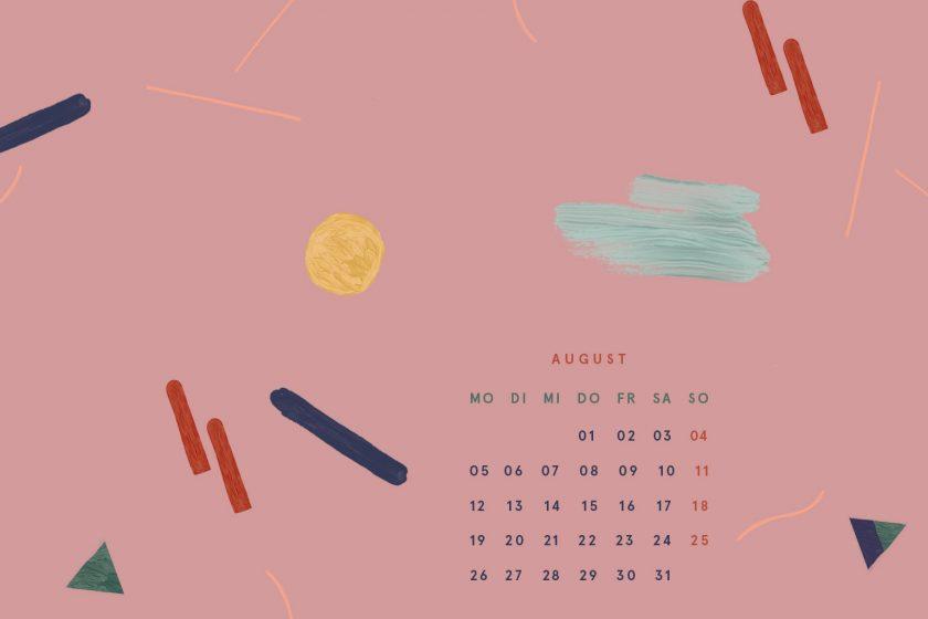 Free Desktop Wallpaper August 2019