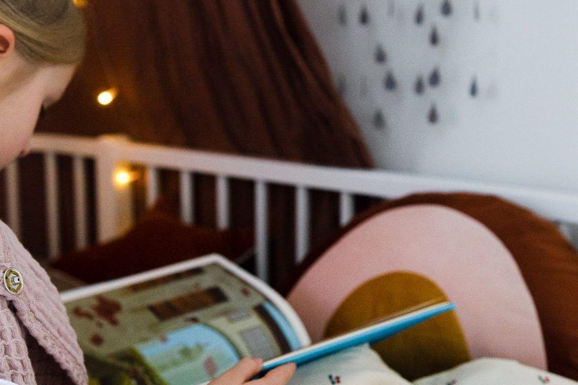 Cozy Kinderzimmer - Gemütlichkeit im Herbst