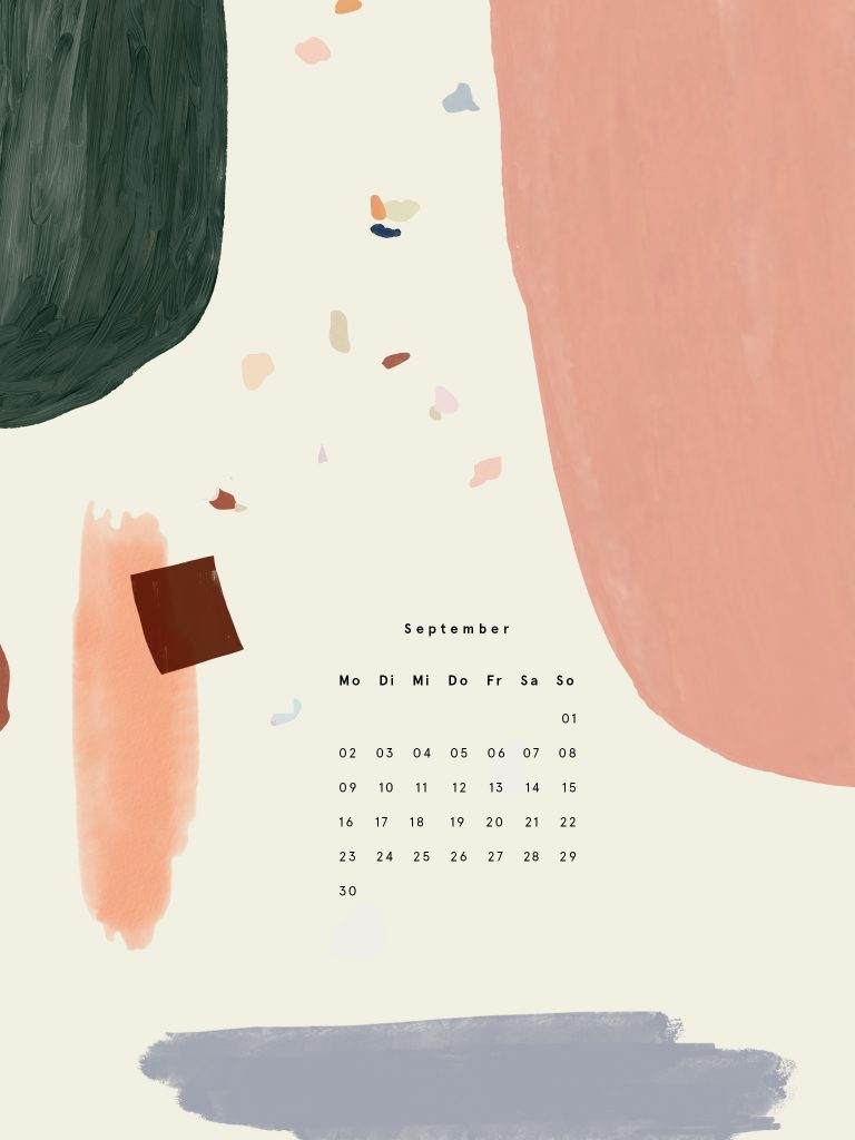 Free Desktop Wallpaper September 2019 - | Pinkepank