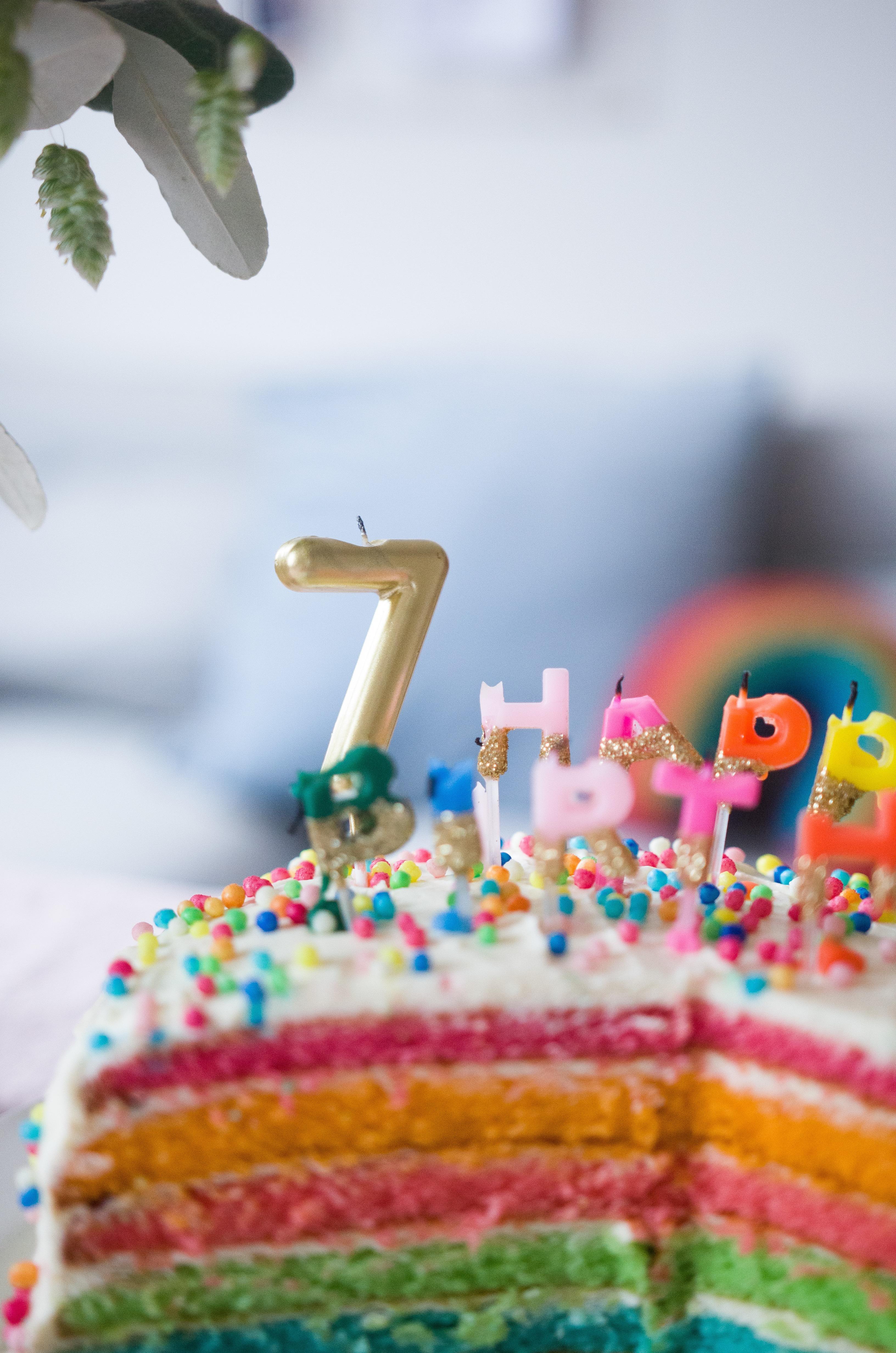 Geschenke-Ideen zum siebten Geburtstag