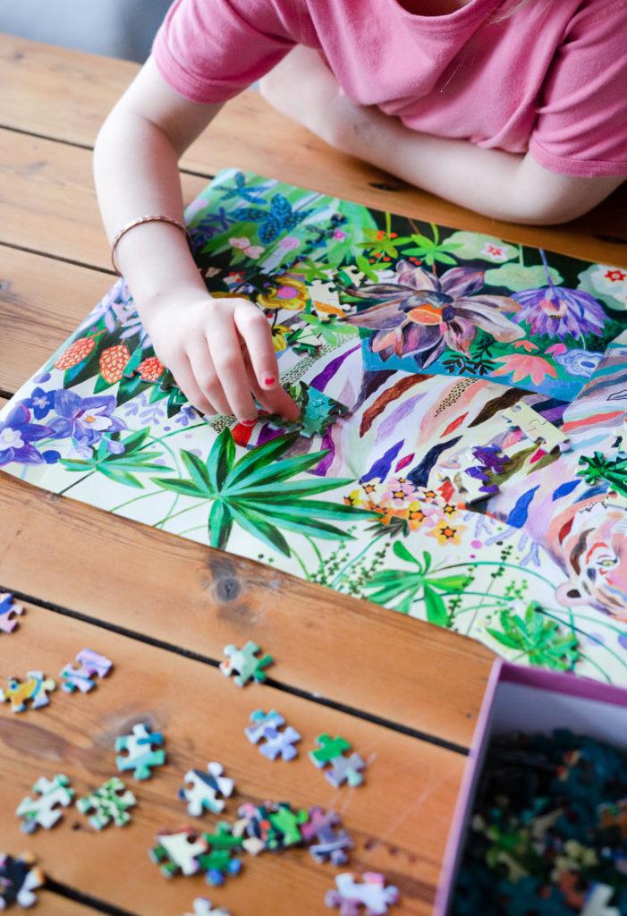 Lieblingspuzzle für Kinder zwischen 2 und 1000 Teilen