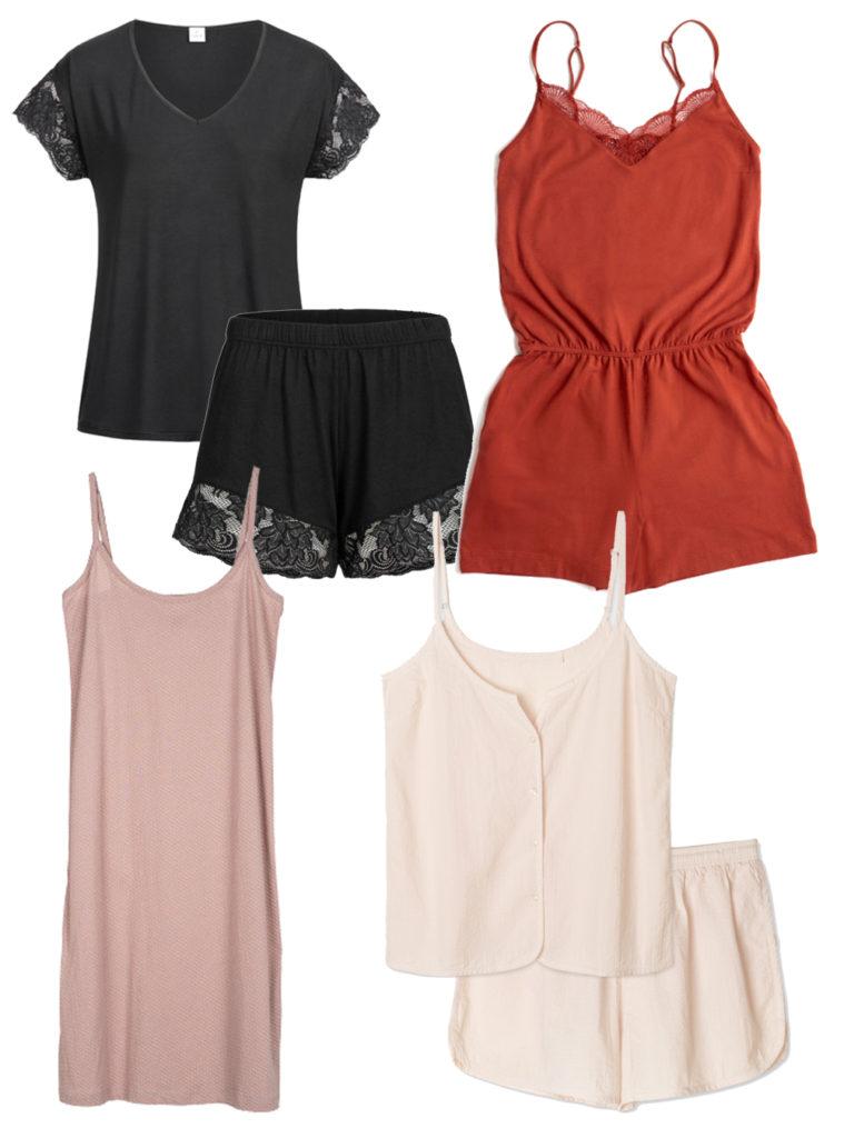 Fair Fashion Schlafanzüge für den Sommer