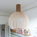 Unsere neue Küchenlampe und Inspiration in rosa