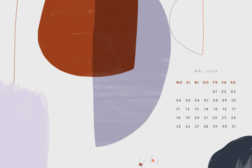 Free Desktop Wallpaper Mai 2020