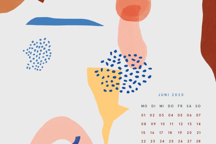 Free Desktop Wallpaper Juni 2020