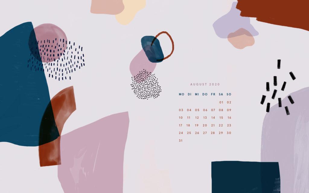 Free Desktop Wallpaper August 2020