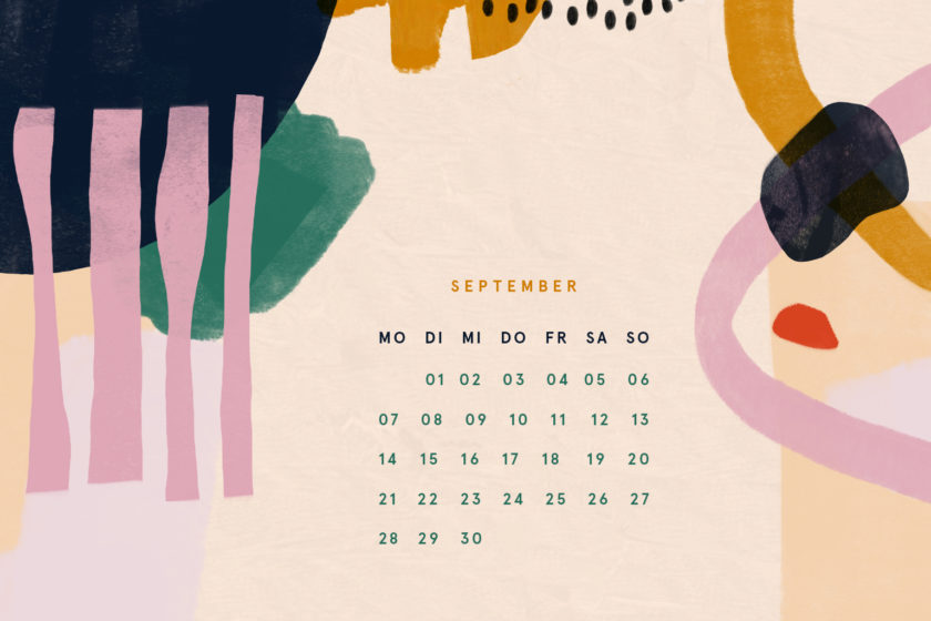 Free Desktop Wallpaper September