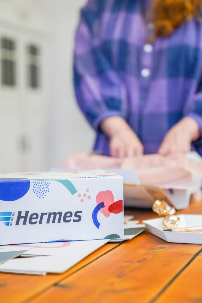 Schöner schenken und verpacken mit Pinkepank und Hermes.