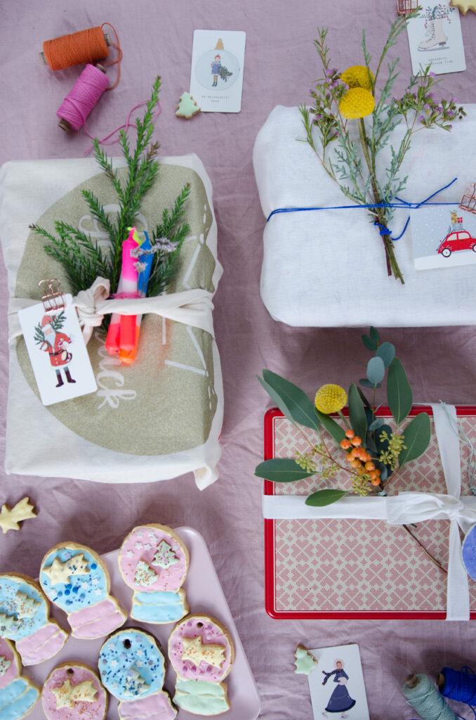 Geschenke nachhaltig verpacken - 3 Verpackungsideen zum Weiterverwenden