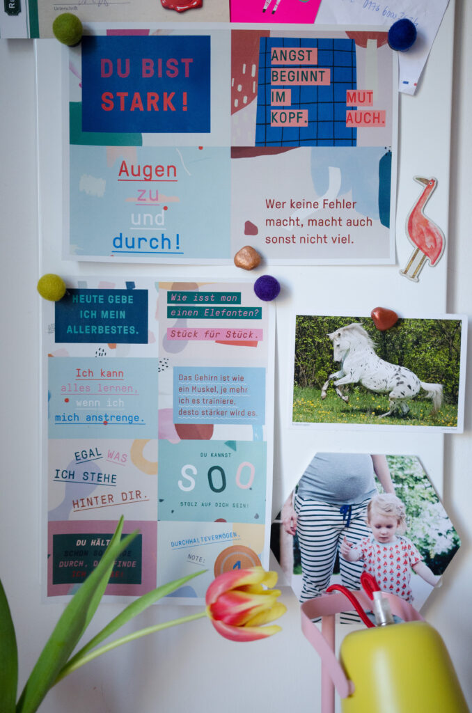 Motivationskarten für Kinder - Tipps zum Homeschooling von Lerncoach Caroline von St. Ange
