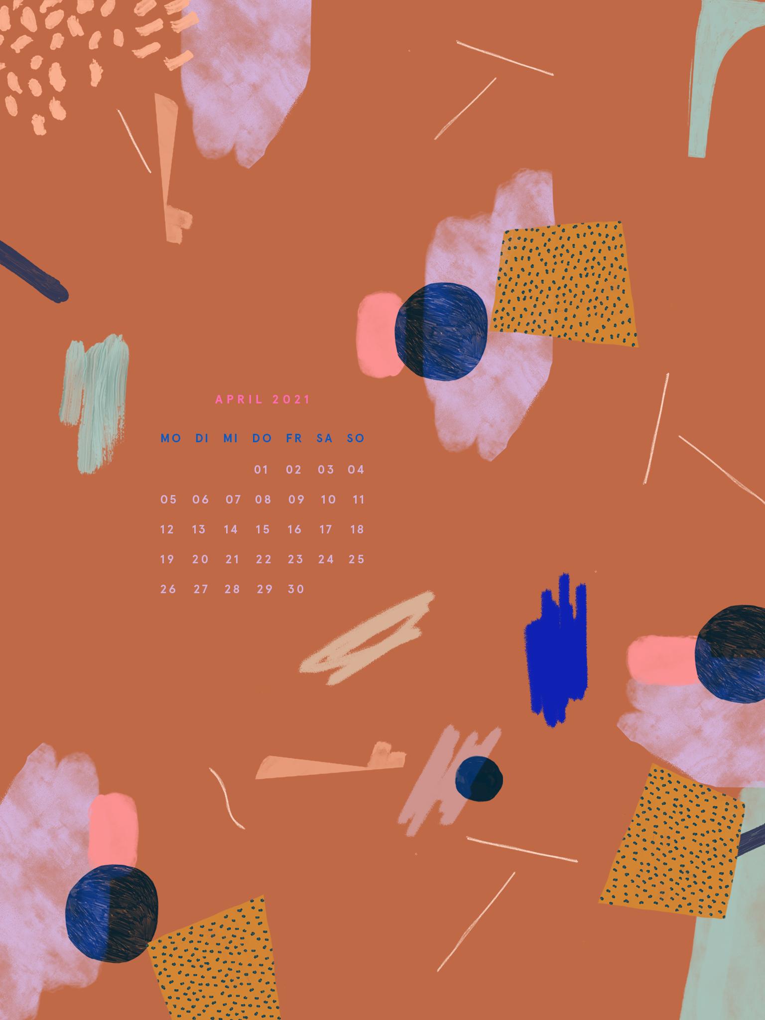 Free Desktop Wallpaper April 2021