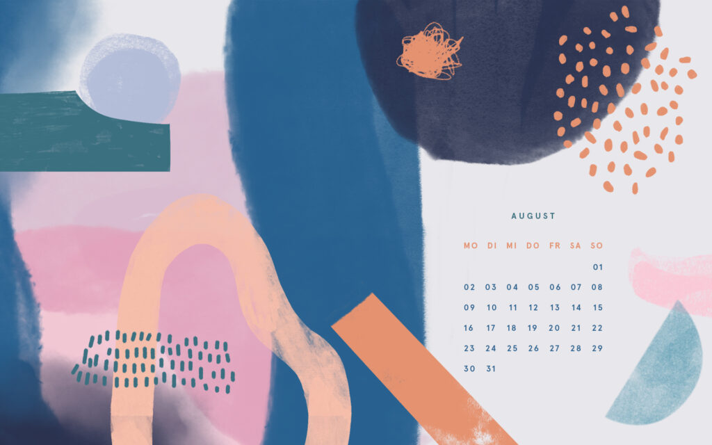 Free Desktop Wallpaper August 2021